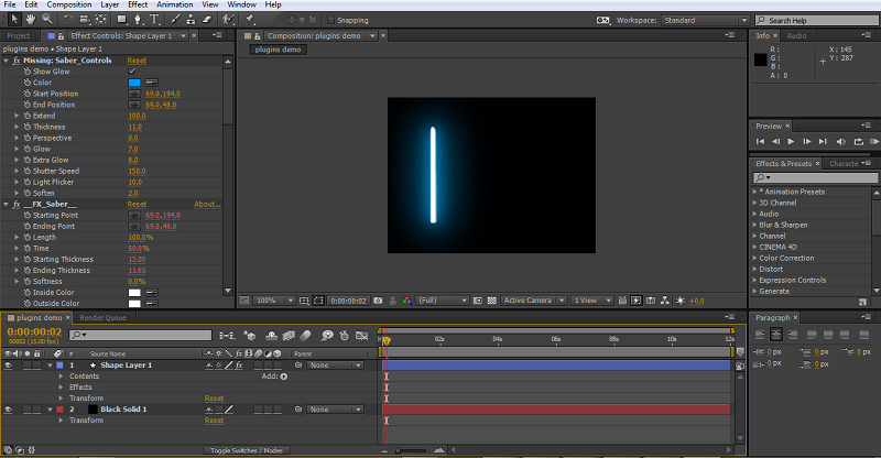 Render video for YouTube |